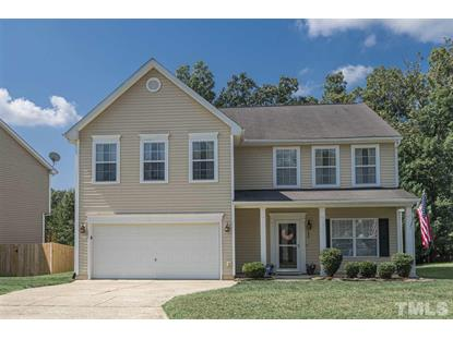 105 Holly Thorn Trace  Holly Springs, NC MLS# 2278140
