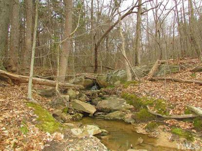 64.02 acres Gentry Ridge Road  Roxboro, NC MLS# 2278309