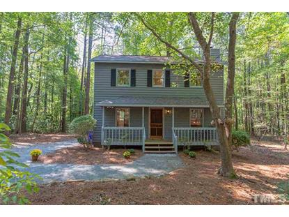 1012 King Circle  Chapel Hill, NC MLS# 2278420