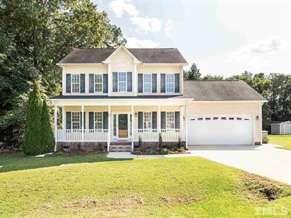 126 Cool Creek Drive  Willow Spring, NC MLS# 2278440
