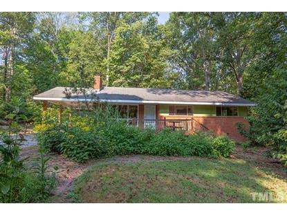 58 Abbey Road  Chapel Hill, NC MLS# 2278448