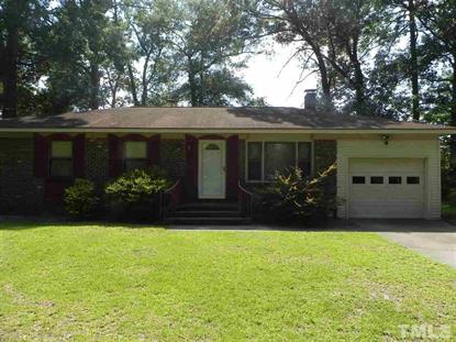 2506 Lisa Lane  Goldsboro, NC MLS# 2278496