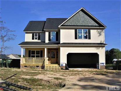 649 Carriage Creek Drive  Smithfield, NC MLS# 2278498