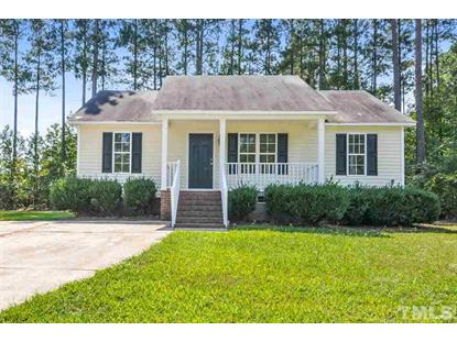 2061 Ballston Place  Knightdale, NC MLS# 2278542