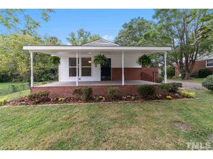 717 Fitzgerald Drive  Raleigh, NC MLS# 2278658