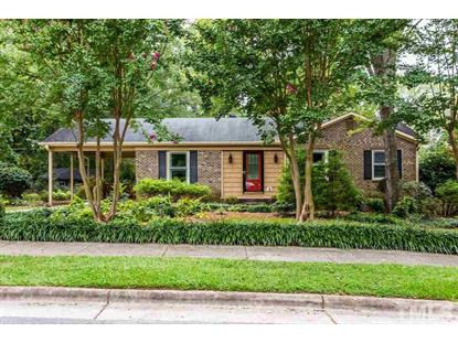 5917 Wintergreen Drive  Raleigh, NC MLS# 2278721