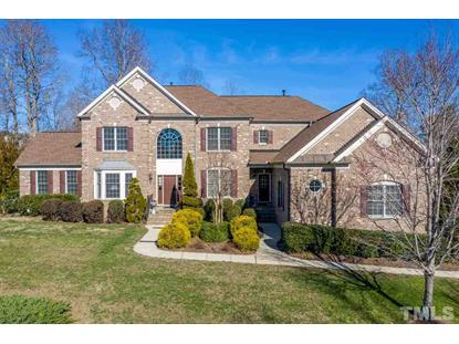 4708 Wooded Ridge Road  Raleigh, NC MLS# 2278872