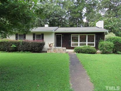 1300 Ashburton Road  Raleigh, NC MLS# 2278926