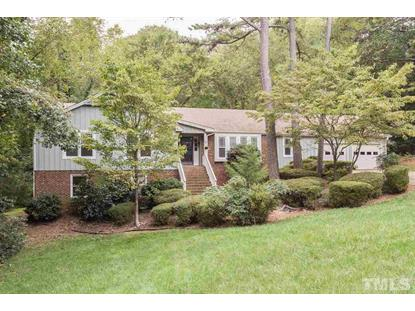 3209 Hayden Court  Raleigh, NC MLS# 2278934