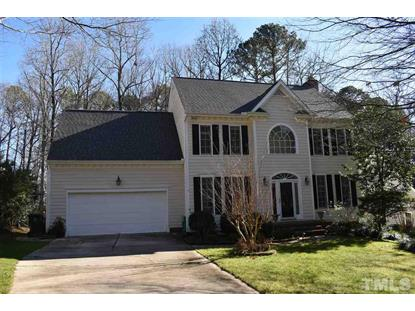 119 Bergeron Way  Cary, NC MLS# 2279164