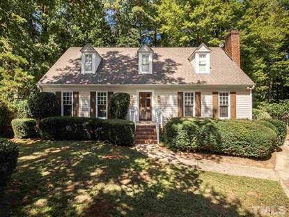 105 Swiftwater Court  Cary, NC MLS# 2279411
