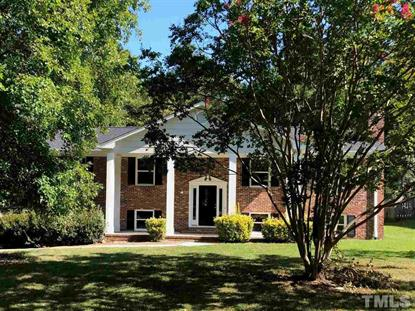 4018 Trotter Ridge Road  Durham, NC MLS# 2279421