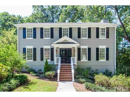 2003 Nancy Ann Drive  Raleigh, NC MLS# 2279451