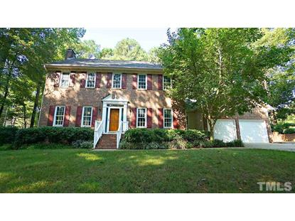 3012 Daventry Lane  Raleigh, NC MLS# 2279558