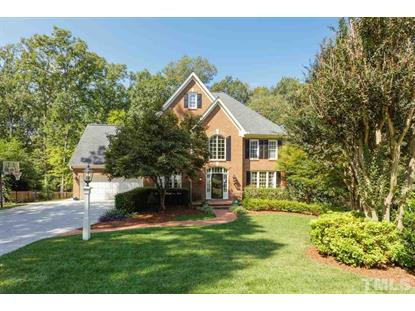 307 Bordeaux Lane  Cary, NC MLS# 2279634