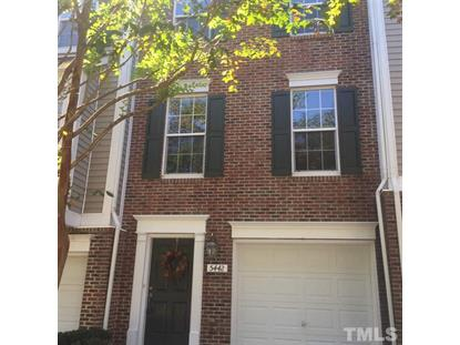 5442 Echo Ridge Road  Raleigh, NC MLS# 2279670