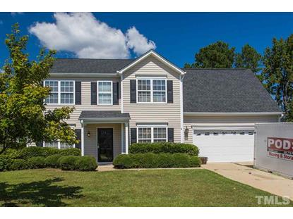 501 Birchtree Valley Court  Fuquay Varina, NC MLS# 2279690