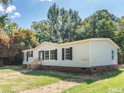 1600 Hodges Avenue  Goldsboro, NC MLS# 2279797