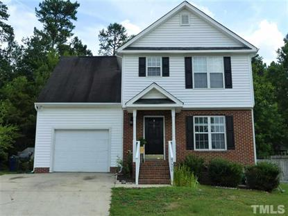 5400 Tanglewood Pine Lane  Raleigh, NC MLS# 2279798