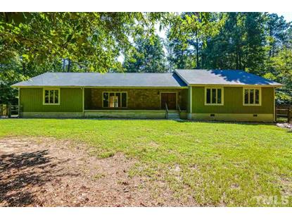11408 Hickory Grove Church Road  Raleigh, NC MLS# 2279807