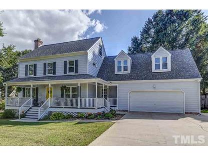 1116 Silent Brook Road  Wake Forest, NC MLS# 2279810