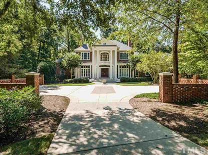 1820 Oatlands Court Wake Forest, NC MLS# 2280100