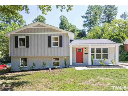 2609 Glascock Street  Raleigh, NC MLS# 2280625