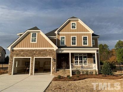 212 Character Drive  Rolesville, NC MLS# 2280631