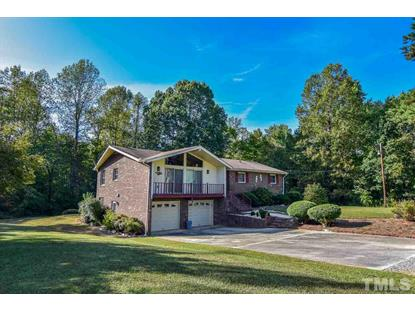 818 St Paul Church Road  Roxboro, NC MLS# 2280791