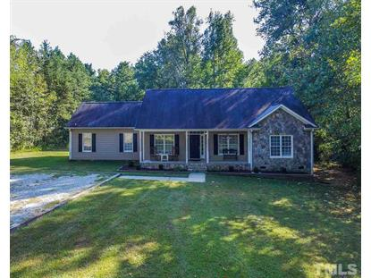 359 Punch Hill Farm Road  Rougemont, NC MLS# 2281226