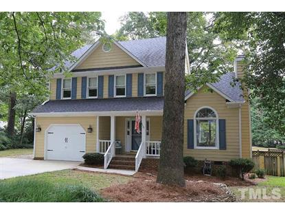 2608 Diamondhitch Trail  Raleigh, NC MLS# 2281388