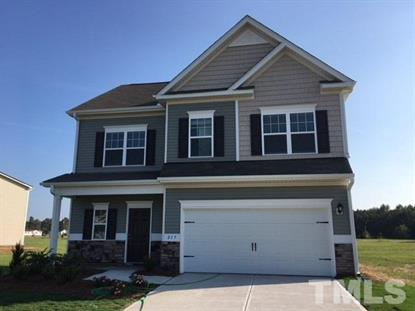 217 Timberline Oak Drive  Goldsboro, NC MLS# 2281544