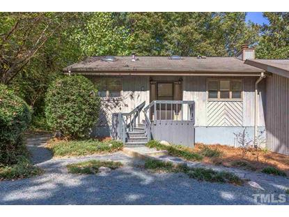 809 E Franklin Street  Chapel Hill, NC MLS# 2282292