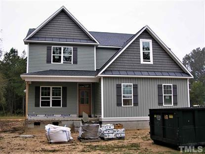 468 Carriage Creek Drive  Smithfield, NC MLS# 2282295