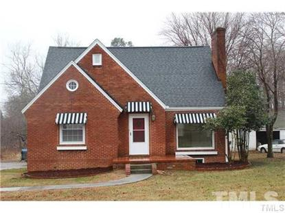 650 Oxford Road  Roxboro, NC MLS# 2282687