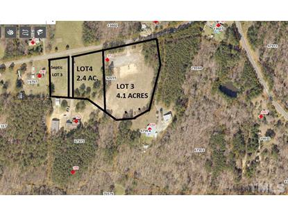 572 Mt Pisgah Church Road  Apex, NC MLS# 2282755