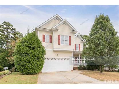 7932 Mill Trace Run  Raleigh, NC MLS# 2282858