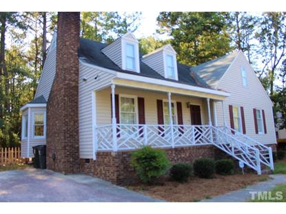 410 Carrington Drive  Knightdale, NC MLS# 2282925