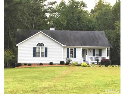 108 Carrie Drive  Clayton, NC MLS# 2283086