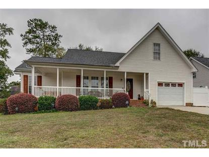 207 Zircon Lane  Knightdale, NC MLS# 2283166