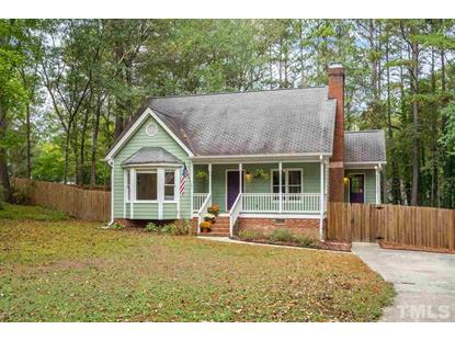 4828 Lord Nelson Drive  Raleigh, NC MLS# 2283287