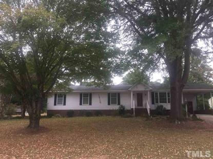 628 Yates Place  Zebulon, NC MLS# 2283340