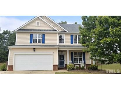 385 Collinsworth Drive  Clayton, NC MLS# 2283394