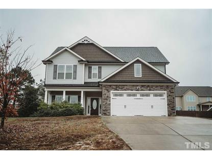 73 Kentucky Derby Lane  Lillington, NC MLS# 2283571