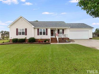245 Water Oak Drive  Smithfield, NC MLS# 2284325