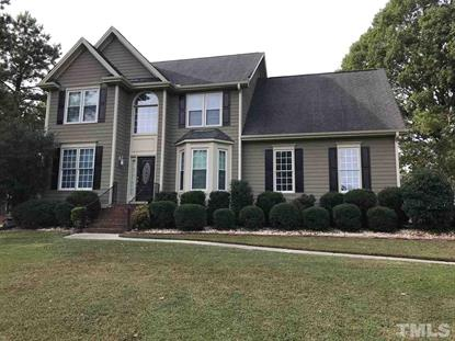 5801 Enchanted Creek Circle  Knightdale, NC MLS# 2284498