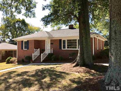 317 Clayton Avenue  Roxboro, NC MLS# 2284519