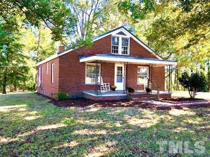 2207 Wildcat Creek Road  Chapel Hill, NC MLS# 2284539