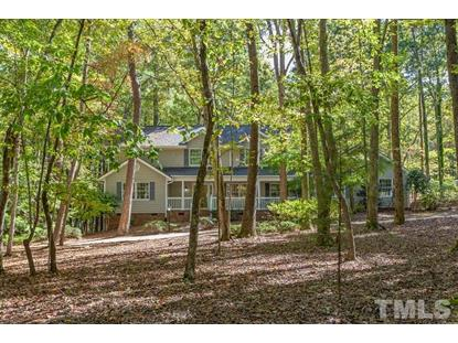 61 Cedar Hills Circle  Chapel Hill, NC MLS# 2284544