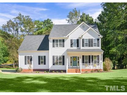 100 Trantham Trail  Clayton, NC MLS# 2284652